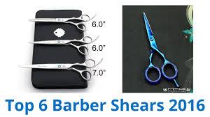 6 best barber shears 2016 youtube