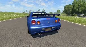 r34 skyline r34 for beamng drive