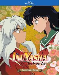 inuyasha inuyasha the final act the complete series blu ray amazon ca dvd