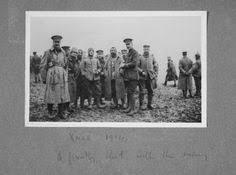 christmas truce british and german troops meeting in no man u0027s