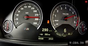 ferrari speedometer top speed manual or automatic check out a manual f80 m3 going up to 290 km