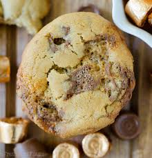 peanut butter rolo cookies sumbitches