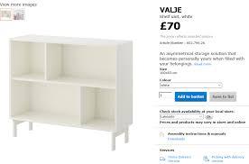 Ikea Services Diy Ikea Valje Bookcase Shelving Unit Hack
