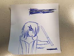 quick sasuke sketch u003c3 naruto