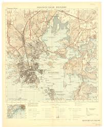 Topical Map Of United States by Topographic Map Of Helsinki By National Land Survey Of Finland