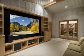 Piece Home Cinema Agencements Noble Agencements Noble