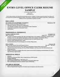Resume Samples For Entry Level Positions by Front Desk Clerk Resume Example Hotel U0026 Hospitality Sample