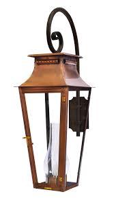 Copper Outdoor Lighting Fixtures Copper Outdoor Lighting Gas Electric Bevolo Gas Electric