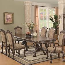 traditional dining room sets andrea traditional dining set by coaster furniture chicago