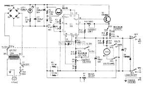 High Voltage Bench Power Supply - power supply circuit page 3 next gr