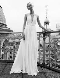 robe de mariã e printemps de laure de sagazan à self portrait les nouvelles robes de mariée