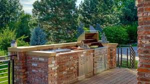 outdoor kitchens by design outdoor kitchens by design brick outdoor kitchen pool and outdoor