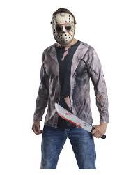 halloween costumes walmart jason costume set friday the 13th costume horror shop com