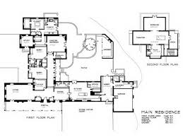 guest house floor plans new home floor plans with guest house new home plans design