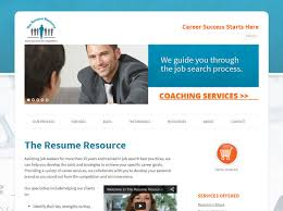 the resume resource website costanzo studios