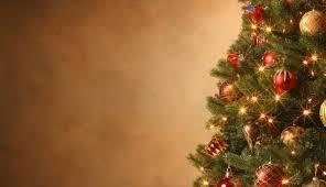 Beautiful Christmas Tree Wallpaper Hd Wallpaper