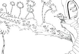 lorax coloring pages pdf the lorax coloring pages the send the animals to find new place to