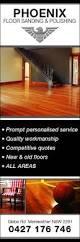 Phoenix Flooring by Phoenix Floor Sanding Floor Sanding U0026 Polishing Glebe Rd