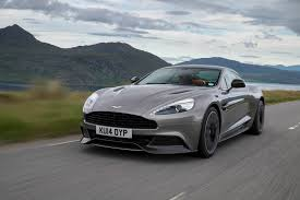 2015 aston martin rapide s aston martin rapide s u0026 vanquish inch closer to supercar dom video