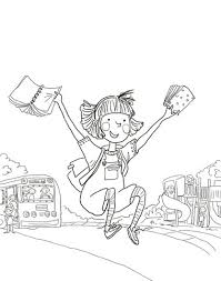 amelia bedelia coloring pages free coloring pages