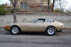 gold ferrari a gold ferrari 365 gtb 4 daytona and alfa romeo giulia ss added to