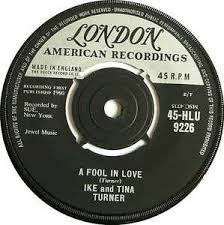 a fool in love ike and tina turner a fool in love the way you love me vinyl