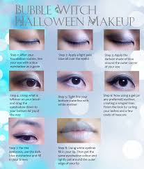 quick bubble witch halloween makeup tutorial u2013 awake at nightfall