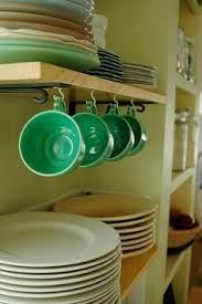 under cabinet coffee mug rack image result for how to hang mugs under cabinet cup rack for the