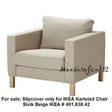 ikea slipcover chair ikea cover karlstad chair slipcover for karlstad armchair sivik