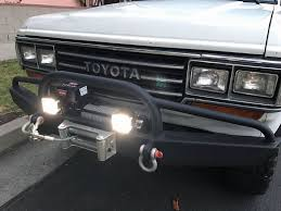 how to install led lights in car headlights how to install your own driving lights off road driving lights