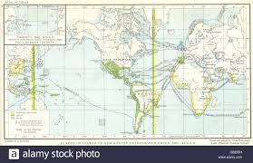 Map Of India And China by Trade European Routes To India U0026 China 1486 1616 Toscanelli Map