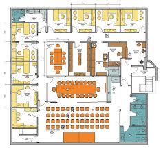 plan des bureaux syndicat du transport de montréal aménagement commercial couzin design