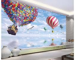 3d wallpaper custom mural non woven wall paper children cartoon