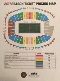 Atl Map Atlanta United Season Ticket Prices Released For Mls Club