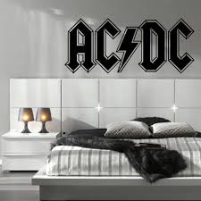 acdc ac dc large kitchen bedroom wall mural giant art sticker acdc ac dc large kitchen bedroom wall mural giant art sticker decal matt vinyl wall stickers wall decals diy vinyl sticker wall sticker home sticker online