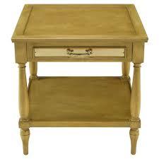 Mahogany Side Table Fine Arts Furniture Co Driftwood Glazed Mahogany Side Table For