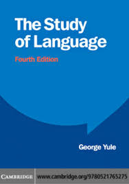 the study of language 4th edition