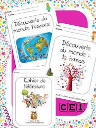 PAGES DE GARDE 2015  2016  La classe de Corinne