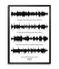 amazon com lab no 4 the beatles in my lyrics quotes