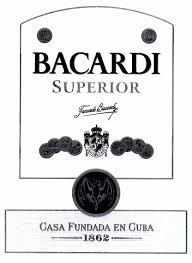 bacardi logo bacardi superior facundo bacardi casa fundada en cuba 1862