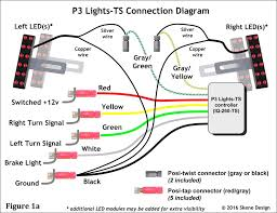 trailer light hook up wiring 3 wire tail lights wiring diagram