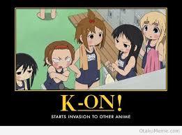 Meme K - otaku meme 盪 anime and cosplay memes 盪 k on invasion