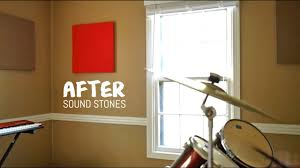 home recording sound panels acoustic panels music room demo