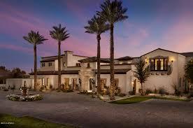 santa barbara style home in paradise valley phoenix