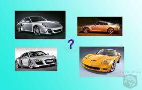 corvette vs audi r8 your wants to buy a porsche turbo audi r8 corvette z06 or