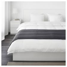 Letto Malm Ikea by Ikea Gullregn Bed Runner Extra Soft Since The Bedspread Is Padded