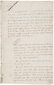 break up letter to great britain the surrender of new netherland 1664 the gilder lehrman the surrender of new netherland 1664