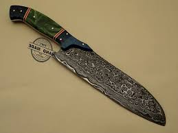 kitchen damascus steel kitchen knives throughout breathtaking
