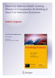 Inno Infr by Smart City Reference Model Assisting Planners To Conceptualize
