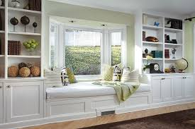 How To Build A Window Seat In A Bay Window - stunning bay window seating building a window seat with storage in